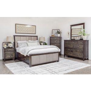 Scarlett Bed