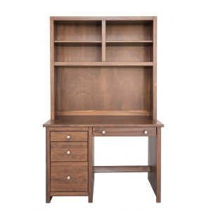 Erica Desk 46 Wide with Hutch