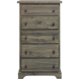 Polo 5 Deep Drawers Chest