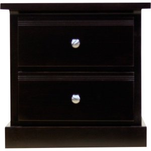Soho 2 Drawers Nightstand