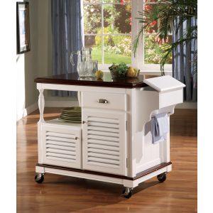 2-Door Kitchen Cart