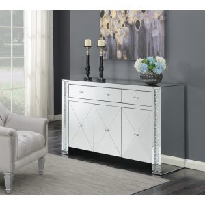 Fueyes 3-Drawer Accent Cabinet